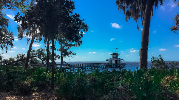 Riverfront Park Fishing Pier