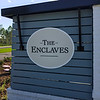 The Enclaves Entrance