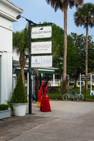 St Augustine Downtown Shopping