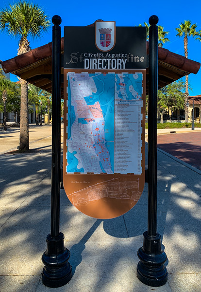 St Augustine Directory