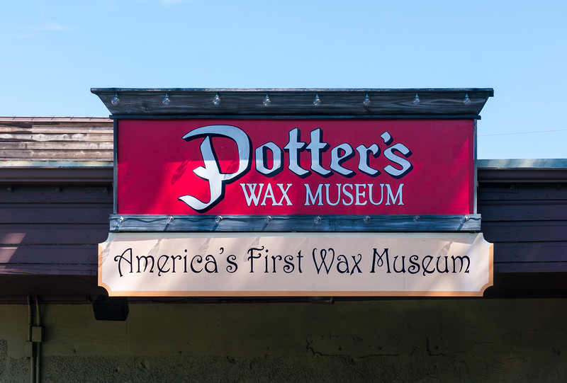 Potter's Wax Museum
