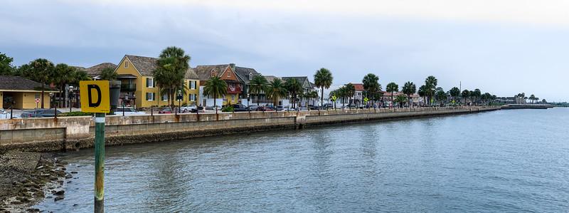 St Augustine Shoreline