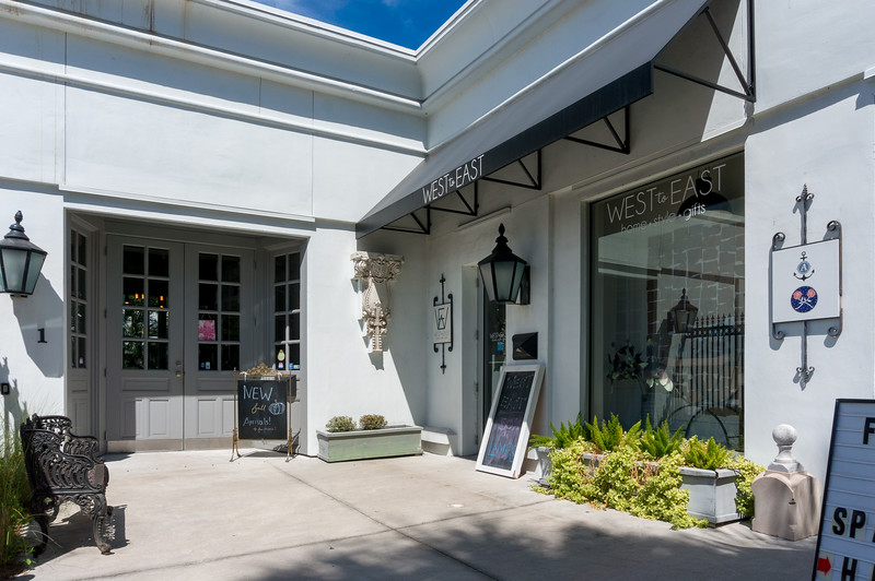 Goldfinch Boutique and West to East