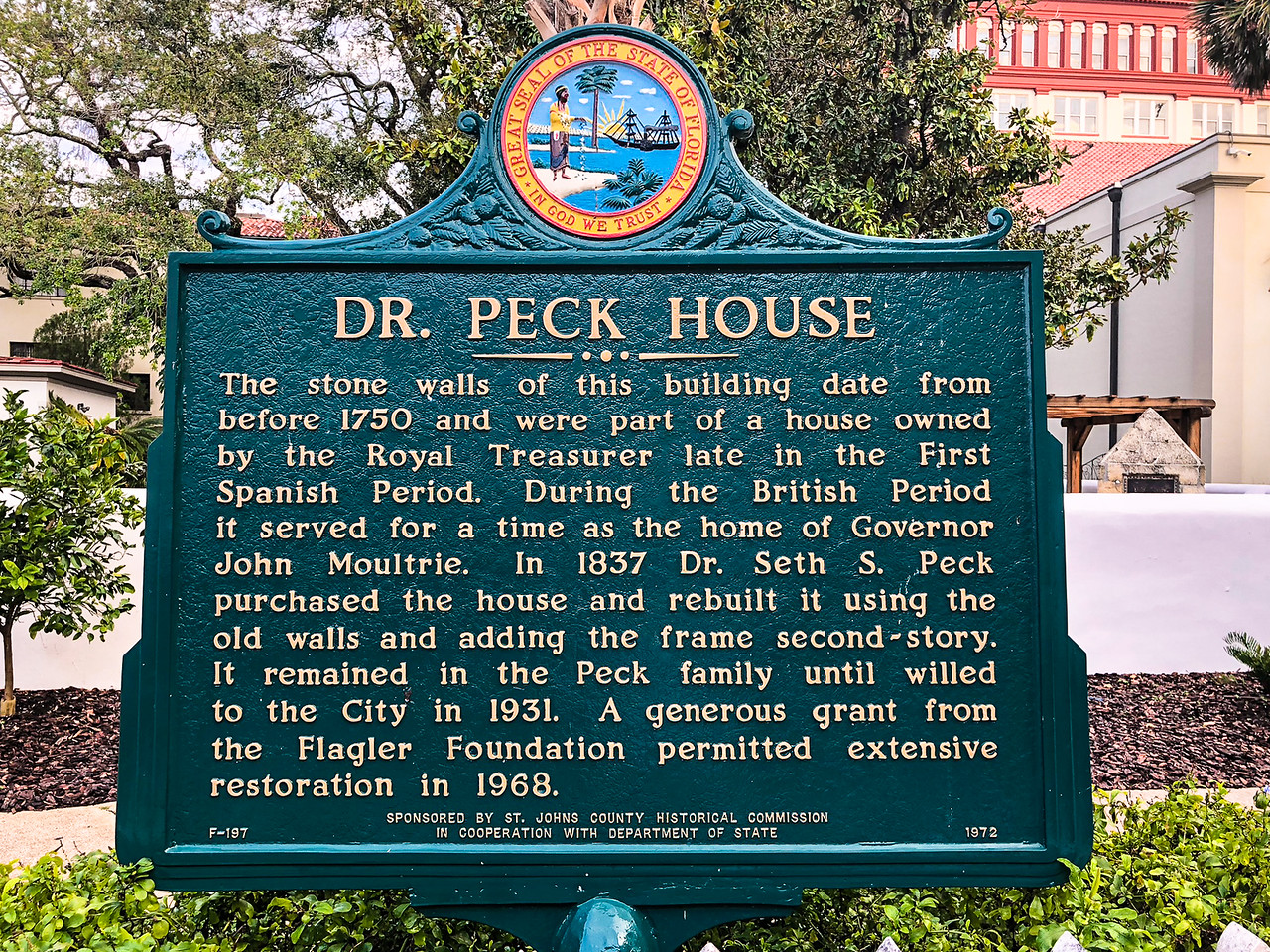 DR. Peck House