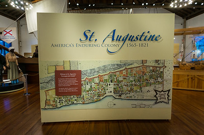 St. Augustine Visitor Information Center