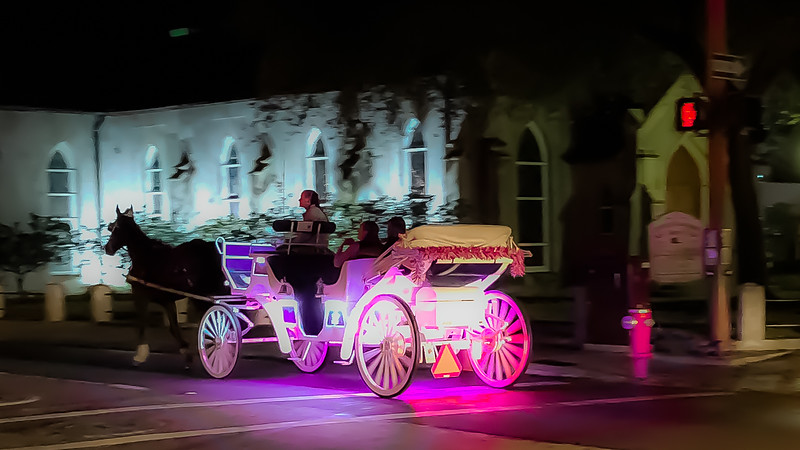 The Pink Carriage