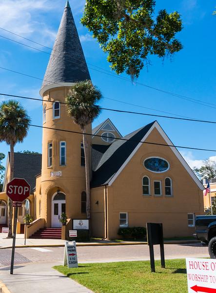 Ancient City Baptist Church