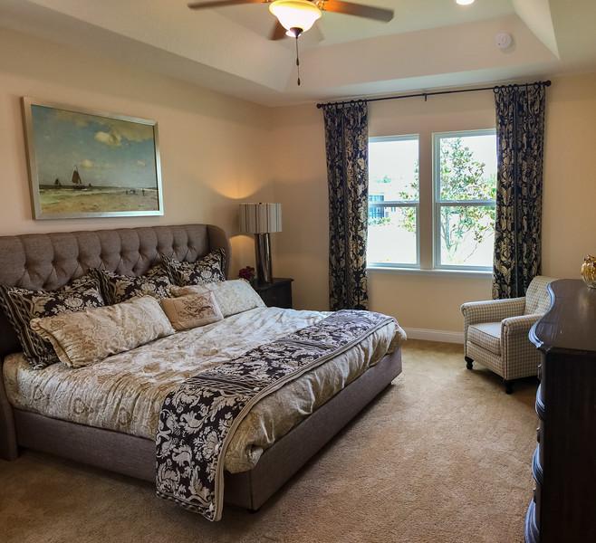 The Portland Master Bedroom