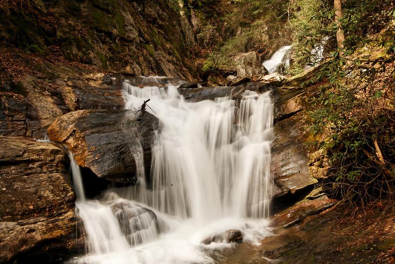 Dukes Creek Falls, Georgia