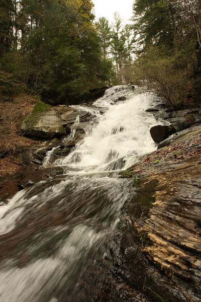 Black Falls, Dukes Creek Falls, Georgia