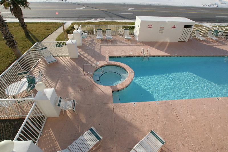 Pool at Grand Beach Resort