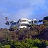 Mel Gibson's house near Diamondhead.