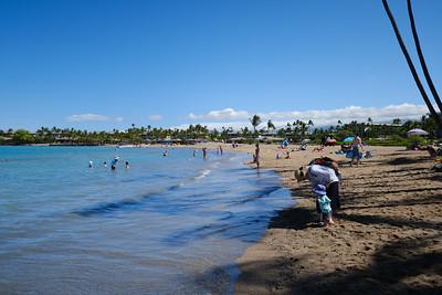 ʻAnaehoʻomalu Beach