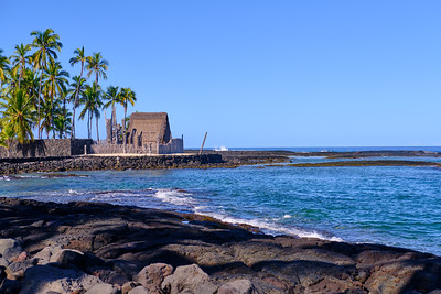 Pu'uhonua o Honaunau National Historic Park