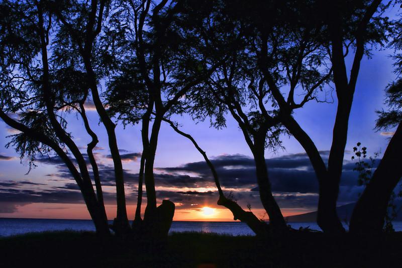 Maui sunset pretty