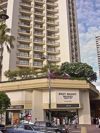 Hyatt Regency Waikiki Resort & Spa