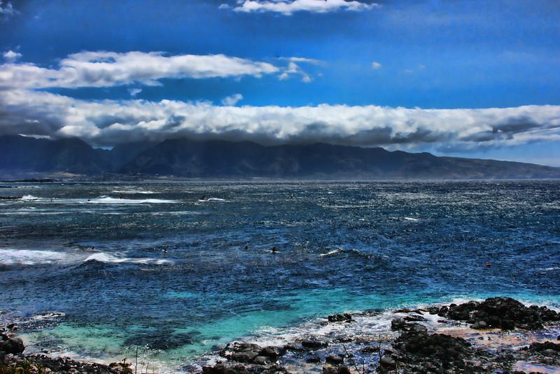 Wind Surfing, Maui