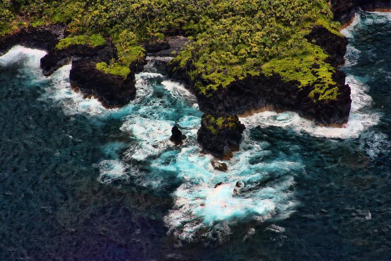 Beautiful Coastline of Maui