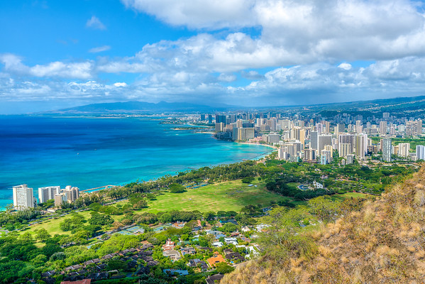 Diamond Head State Park