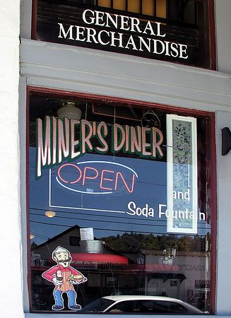 The Miner's Diner and General Store