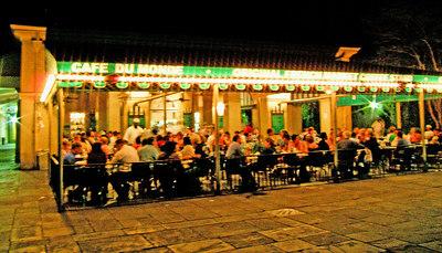Cafe Du Monde New orleans, LA http://www.cafedumonde.com/