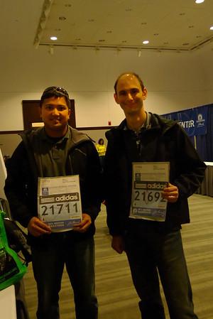 Massachusetts- Boston Marathon