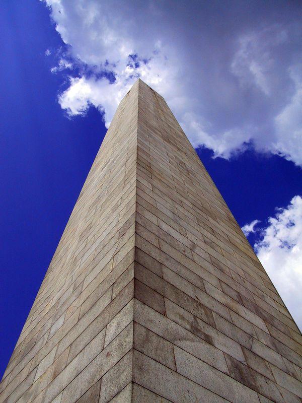 Bunker Hill Monument<br /> Boston, MA
