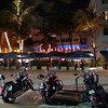motorcycles and Clevelander