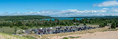 View Of Glen Lake