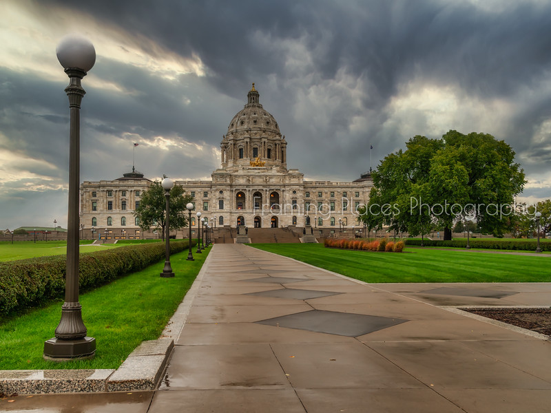State Capitol Path