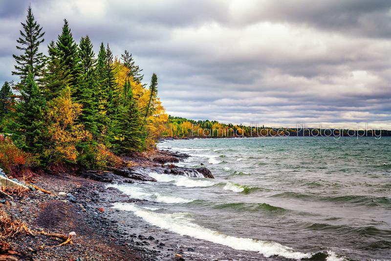 Great Lake Scene