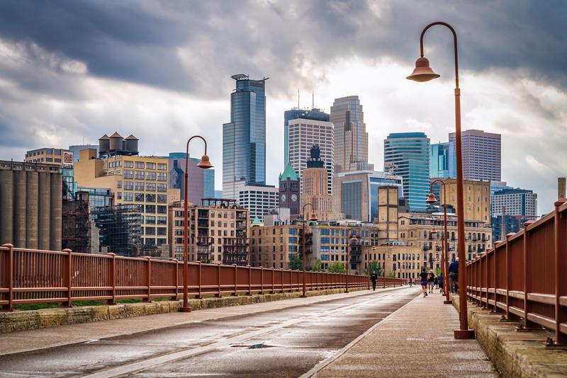 Minneapolis Panorama Low