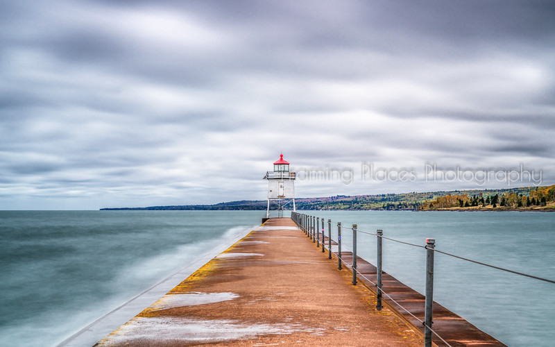 Two Harbors, One Lighthouse