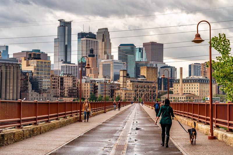 Minneapolis Panorama