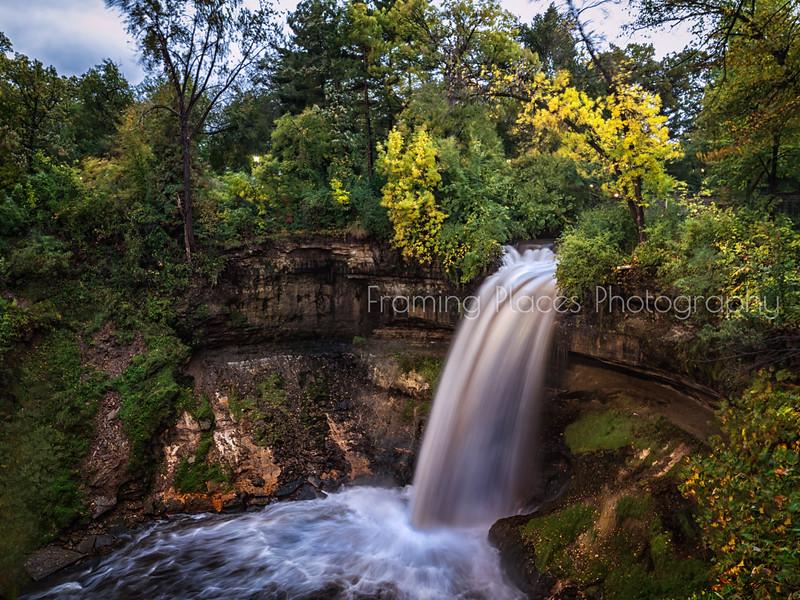 Minnehaha Waterfall
