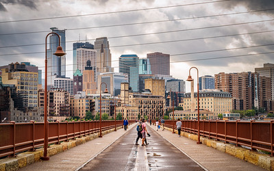 Minneapolis Panorama #2