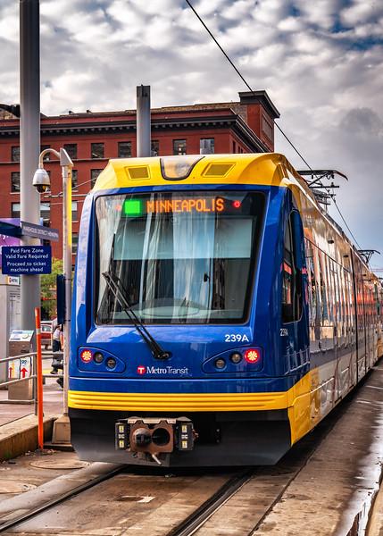 Minneapolis Tram