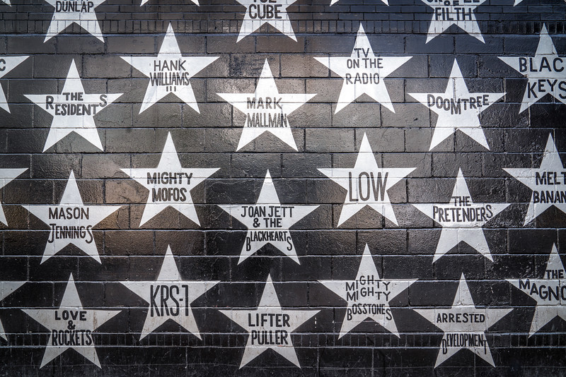 First Avenue Wall of Fame