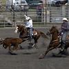 Steer Roping, Browning Rodeo