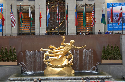 New York City - Rockefeller Center