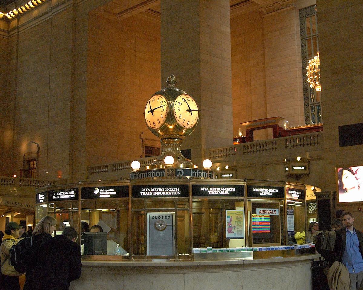 New York City - Grand Central Terminal