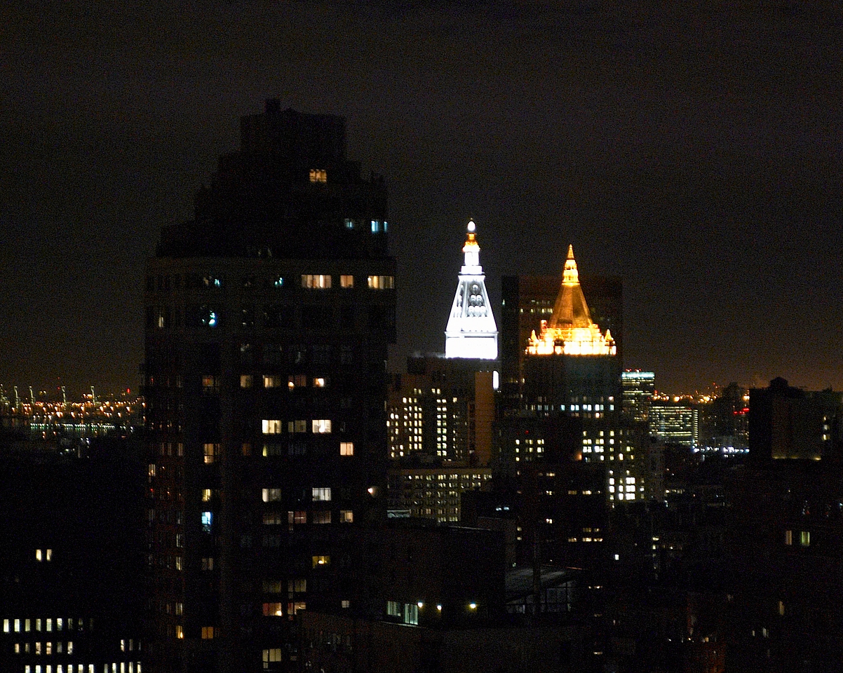 New York City - View from our hotel room
