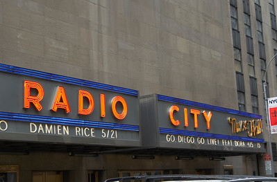 New York City - Radio City Music Hall