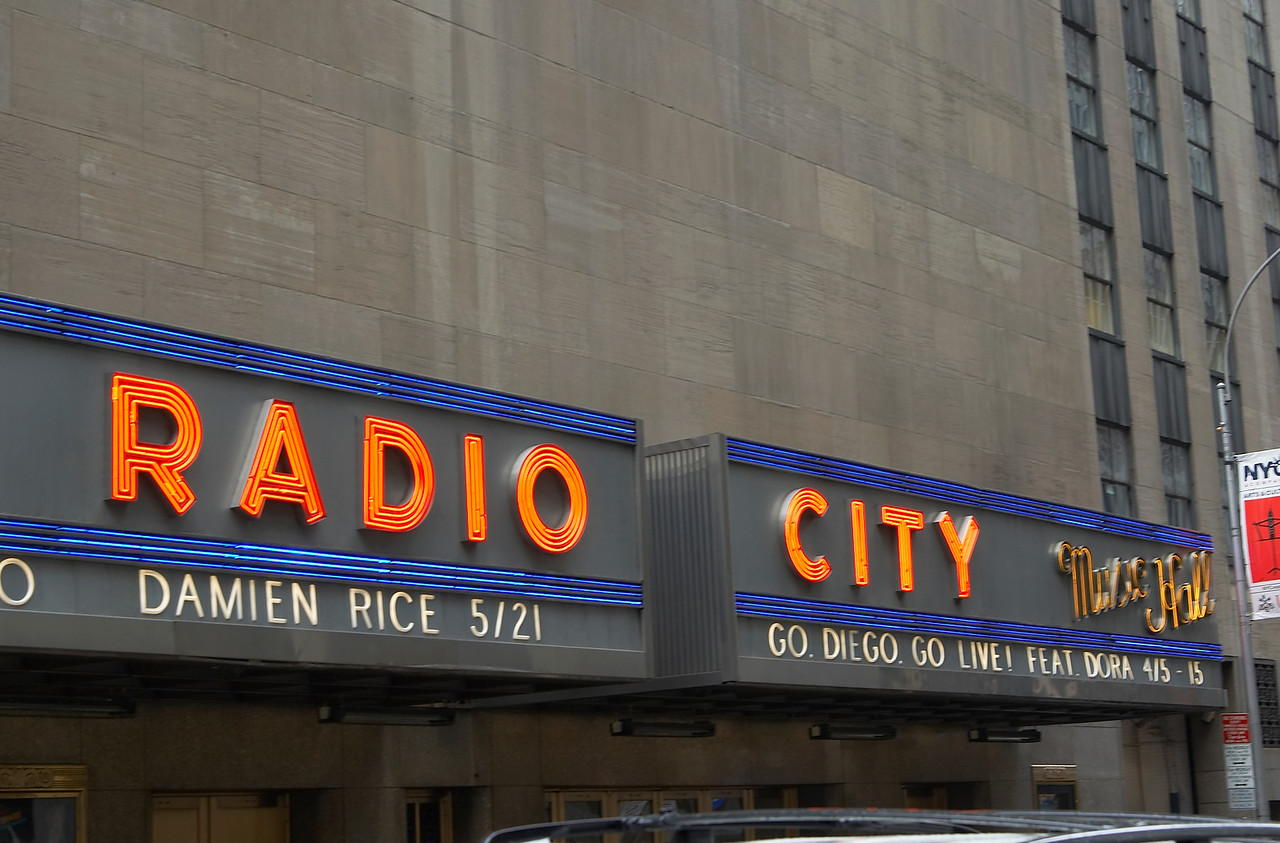 New York City - Radio City Music Hall