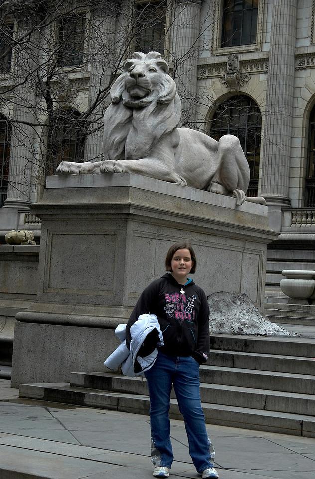 New York City - NY Public Library
