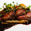 Beef Short Rib with Mung Bean Sprouts and Cherry Tomato Confit, Hoisin Sauce<br /> <br /> Cyrus