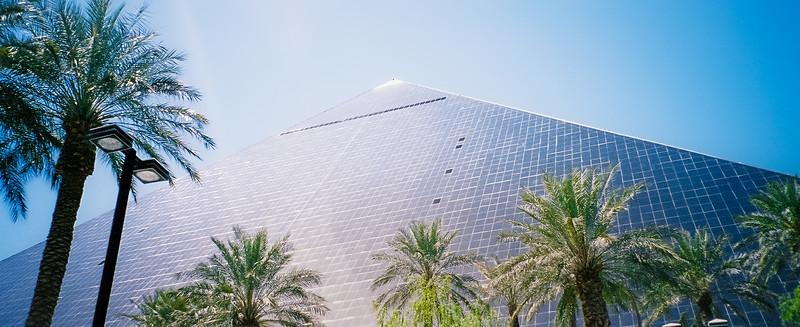 The Luxor Hotel, Las Vegas