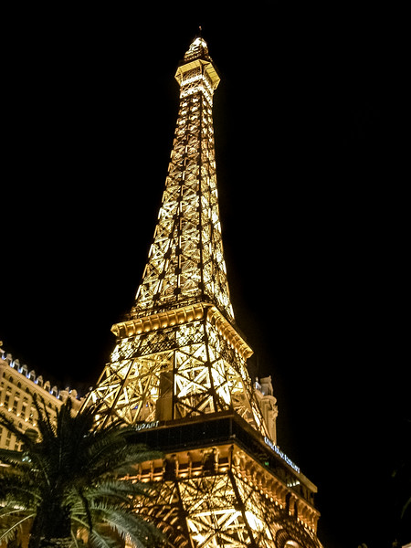 Paris Las Vegas Style