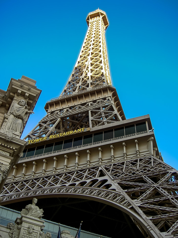 Eiffel Tower Experience