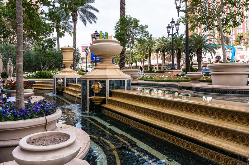 Dal Toro Fountain